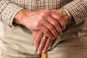 solitude covid elder mental health