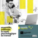 formation santé mentale travail