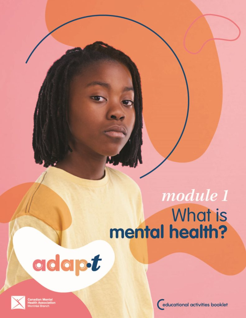What is mental health - educational activities booklet