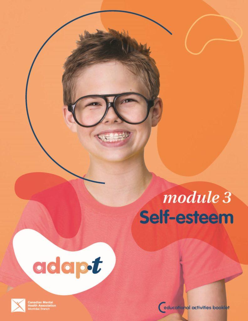 Self-esteem - educational activities booklet