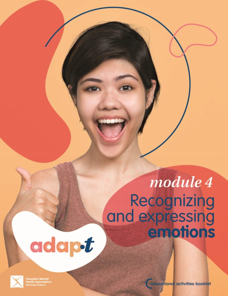 Emotions - educational activities booklet