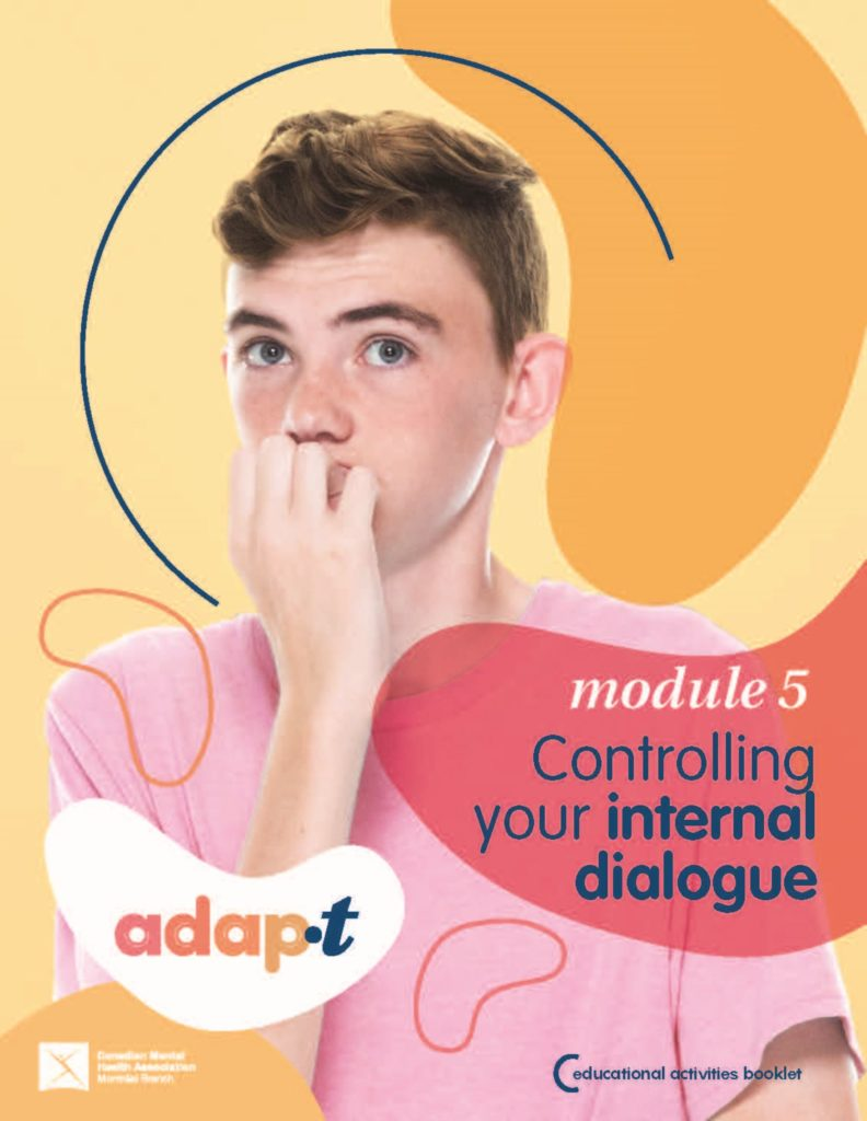 Internal dialogue - educational activities booklet