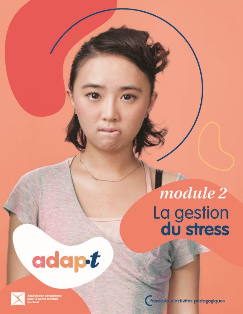 La gestion du stress - fascicule d'activités pédagogiques