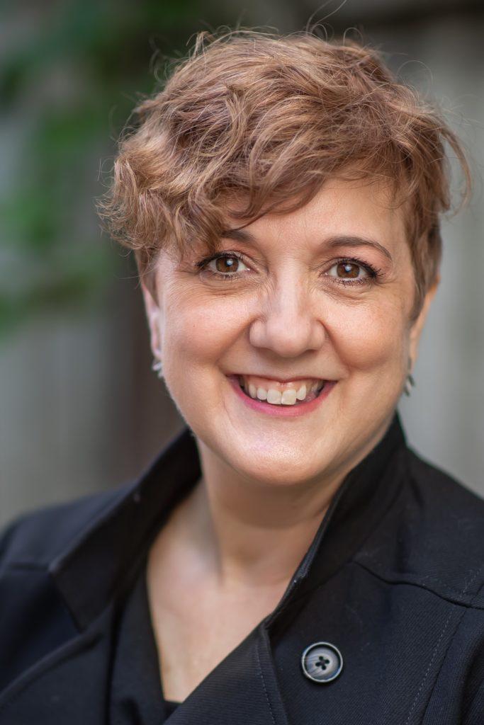 Geneviève Fecteau, Directrice générale ACSM Montréal