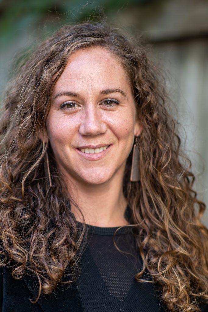 Émilie Jornet - conseillère à la programmation et au contenu ACSM Montréal