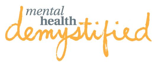 mental health demystified logo