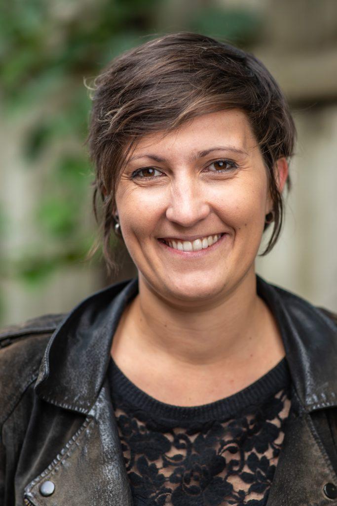 Florence Yvon, chargée de projet - promotion prévention en santé mentale